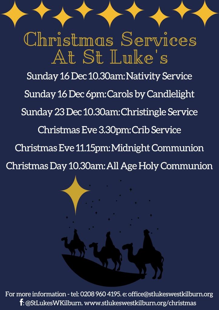 Christmas ServicesAt St Luke's. Print pdf (1)